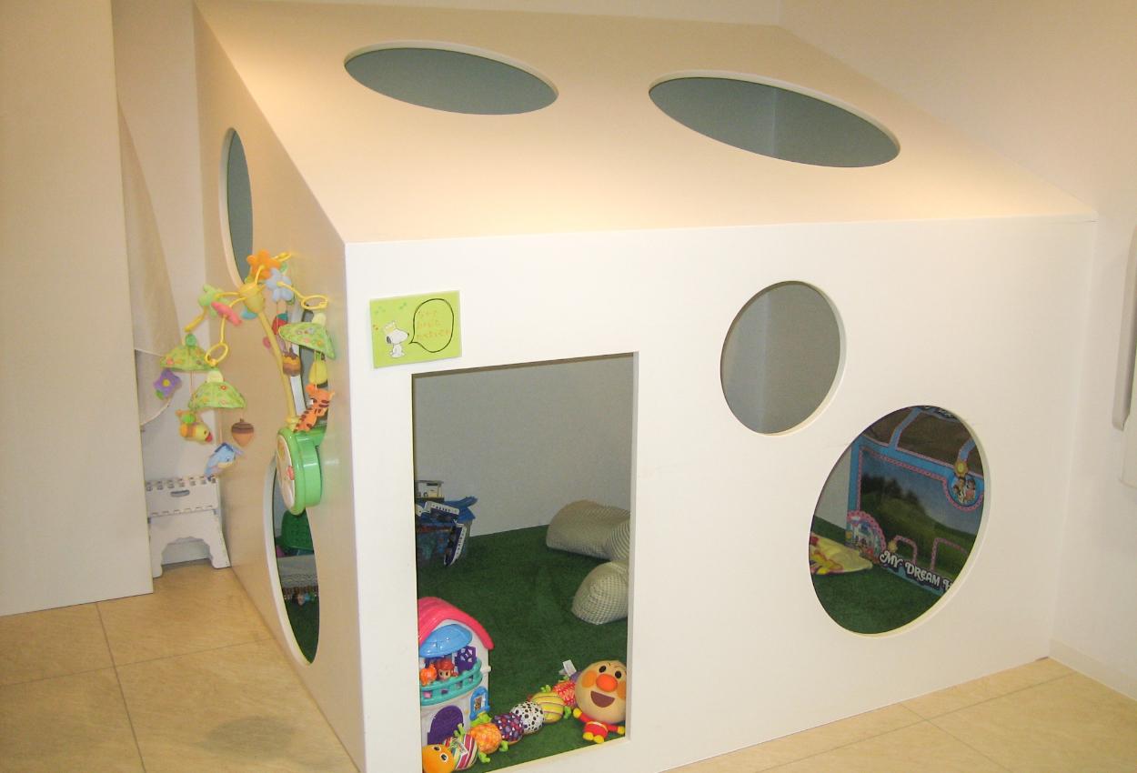子供さんのお部屋です。