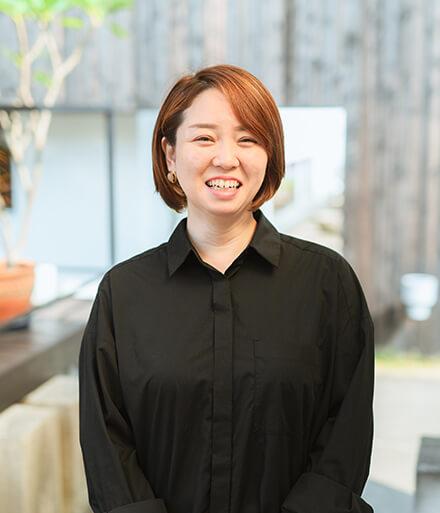 1997年入社 DERE-DIR 山田 あやみ(ル・トーア東亜美容専門学校卒)