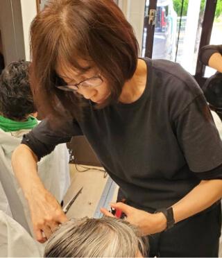 2019年入社 訪問美容師 村田 雅世(小出美容専門学校卒)