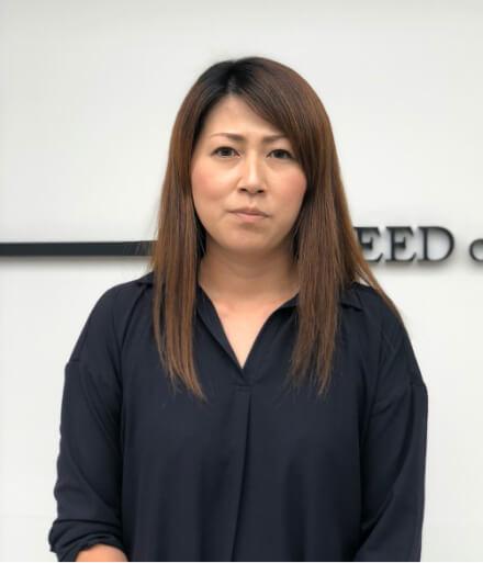 2009年入社 本部勤務 田中 沙弥佳(グラムール美容専門学校)